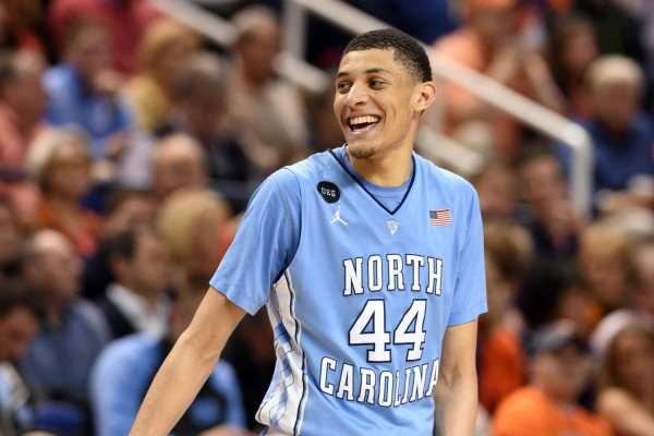 Justin Jackson leads North Carolina to the ACC Tournament finals with 22 points (USA Today Images)