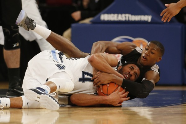 Just Another Night in the Big East Tournament (USA Today Images)