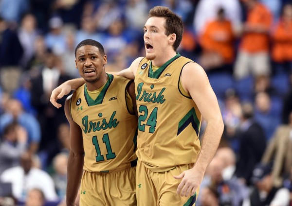 Notre Dame Advanced to Its First ACC Championship Game (USA Today Images)