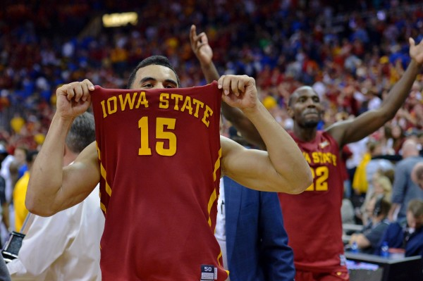 Iowa State Won Its Second Straight Big 12 Championship With an Impressive Second Half (USA Today Images)