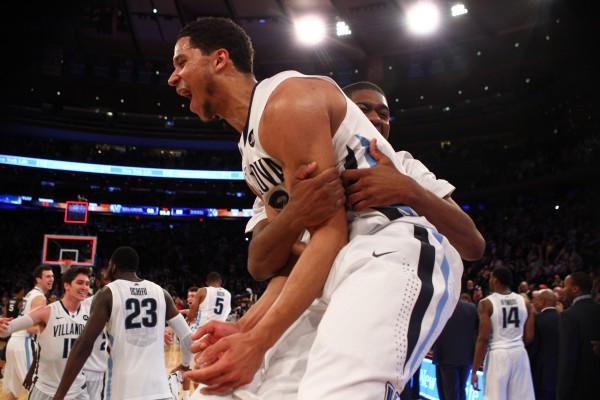 Josh Hart Was the BIg East Tourney MVP Coming Off the Bench (USA Today Images)
