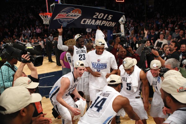 Villanova Dominated the Big East From Start to Finish This Season (USA Today Images)