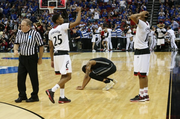 The Thrill and Agony of March Madness (USA Today Images)