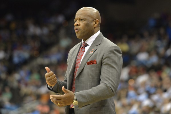 Mike Anderson's Club Survived and Advanced (USA Today Images)