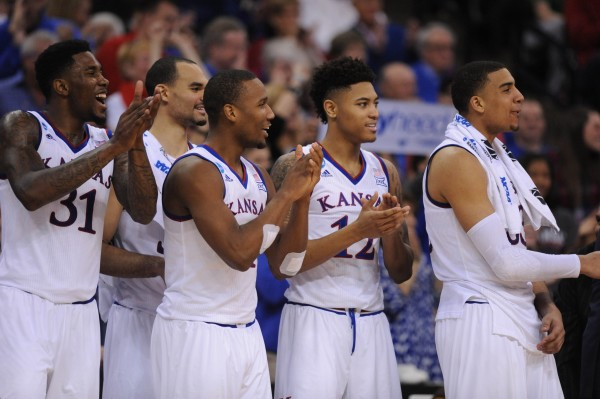 Kansas Advances to the Round of 32 for the Ninth Straight Year (USA Today Images)