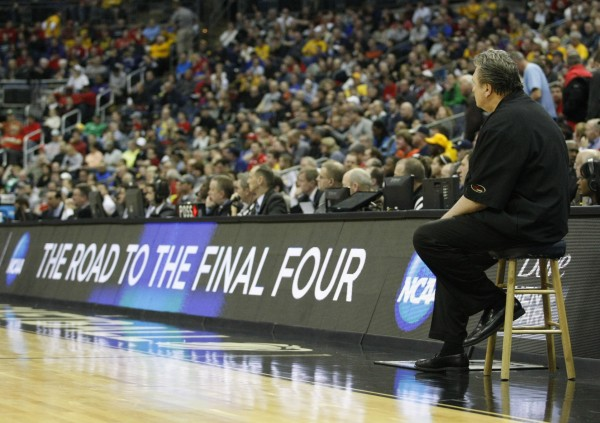Can Huggins Use His Press to Get WVU Back to the Final Four? (USA Today Images)