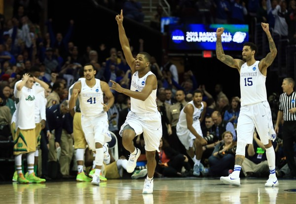 The Wildcats Survived and Advanced to 38-0 in Thrilling Fashion (USA Today Images)