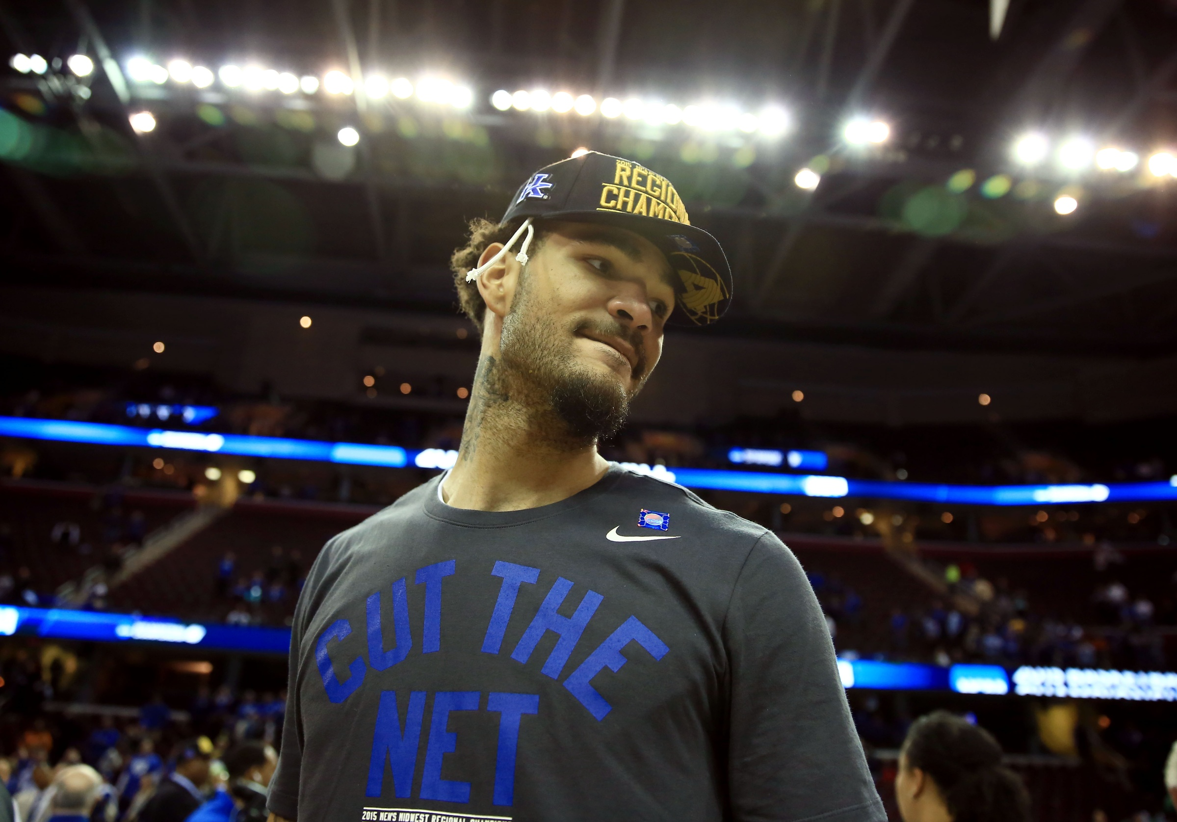 Willie Cauley-Stein Looks to Cut More Nets (USA Today Images)