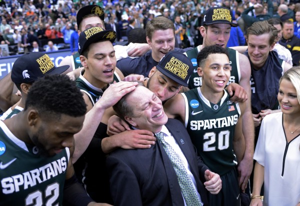 Tom Izzo Is Loving This Team (USA Today Images)