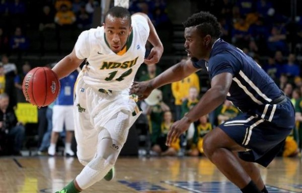 Lawrence Alexander and the Bison are going dancing once again. (gobison.com)