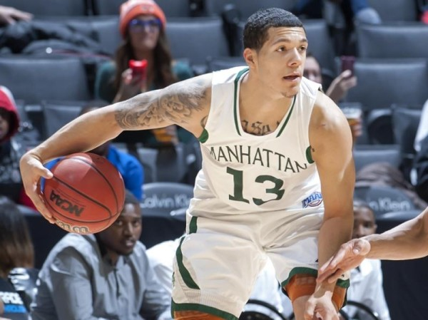 Emmy Andujar and the Jaspers beat rival Iona in the MAAC Championship game (gojaspers.com)