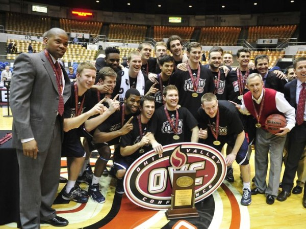 Belmont took down the 25th-ranked Racers and punched a ticket to the Dance. (Samuel M. Simpkins / The Tennessean)