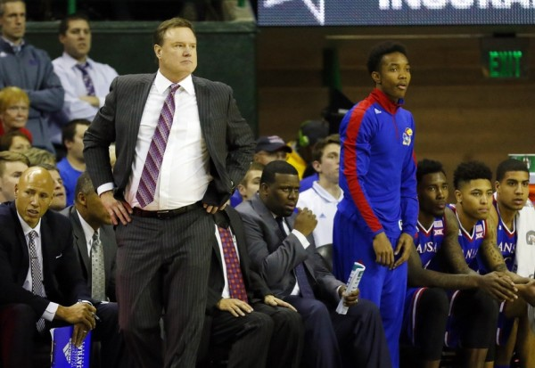 A return to normalcy from deep would put Bill Self more at ease.