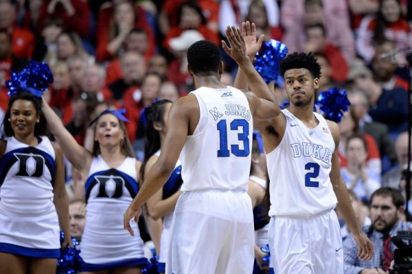 Quinn Cook And Matt Jones Helped Duke Cruise By San Diego State And Into The Sweet 16