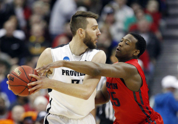 Dayton gave Providence fits on Friday night. (Paul Vernon, Associated Press)