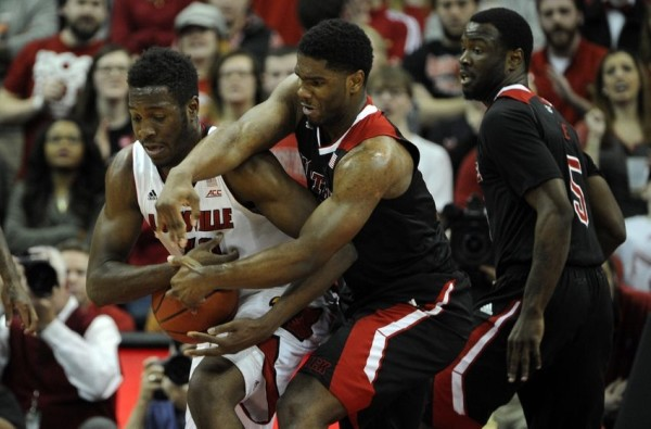 Louisville game up big with the big plays down the stretch. (Jamie Rhodes-USA TODAY Sports)