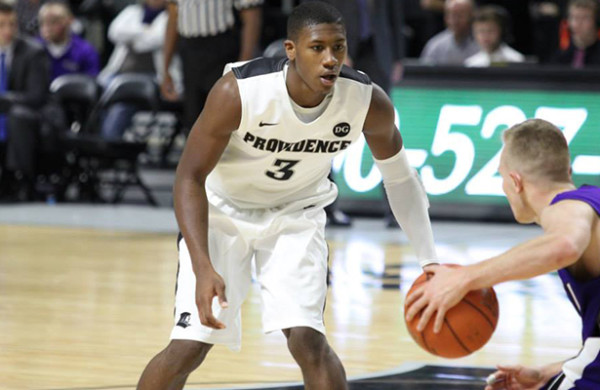 Providence's Kris Dunn will be the best player on the floor against Dayton. (friarbasketball.com)