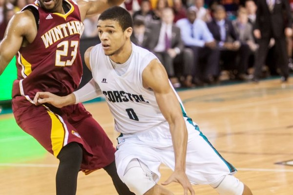 Coastal Carolina is going dancing for the second-straight season. (Jeff Blake-USA TODAY Sports)