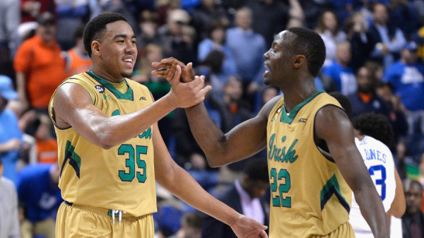 Jerian Grant needs an All-American performance for Notre Dame to beat North Carolina. (Grant Halverson, Getty Images)