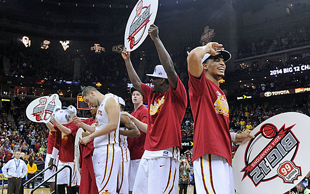 Will the Cyclones repeat as Big 12 Tournament champs?