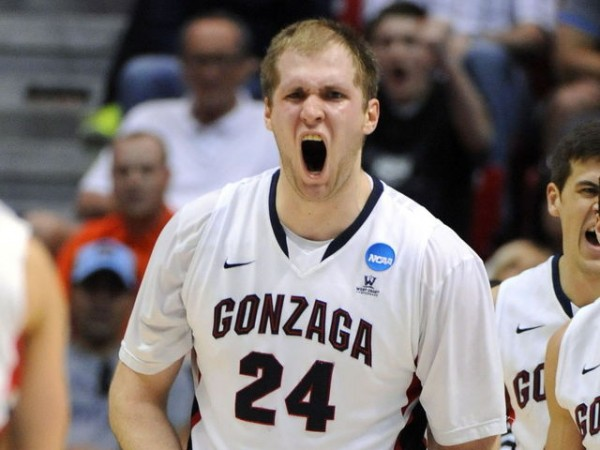 Przemek Karnowski Was The Key Figure In Gonzaga's Sweet 16 Victory Over UCLA