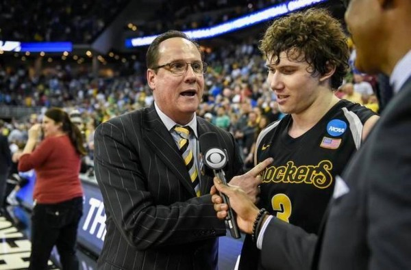 Here's to hoping Gregg Marshall is a lifer. (David Eulitt / Kansas City Star)