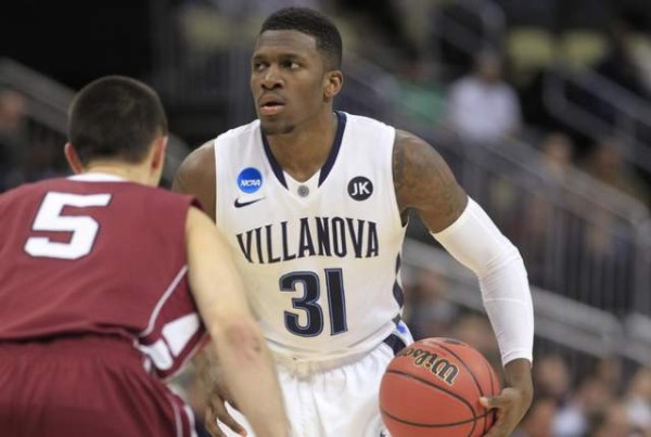 Villanova dominated Lafayette from start to finish. (Charles LeClaire-USA TODAY Sports)