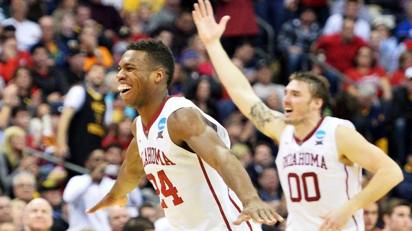 Oklahoma is the new favorite in the East. (Jamie Sabau/Getty)