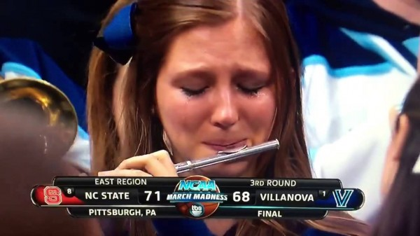Villanova Piccolo Girl Signified the Disappointment of an Entire League