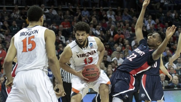 Virginia faces Michigan State for the second-straight March. (Jeremy Brevard-USA TODAY Sports)