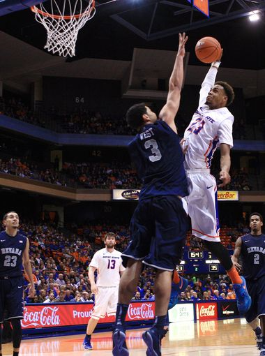 James Webb's Length And Athleticism Give Boise A Look They've Never Had Before (Brian Losness, USA Today)