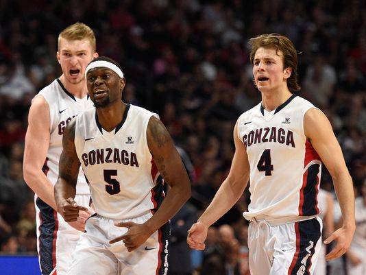 Despite a 32-2 Record, Many Dismiss Gonzaga's Chances