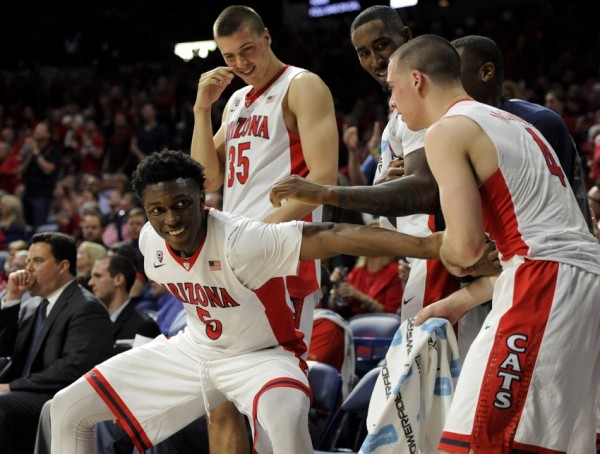 Stanley Johnson And His Arizona Teammates Have To Be Considered Co-Favorites In The West Region