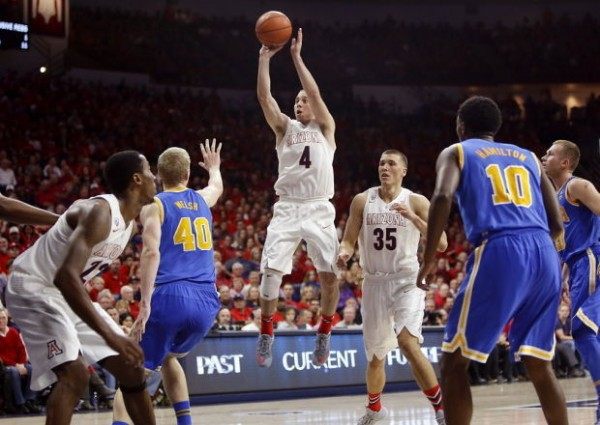When Arizona and UCLA Match Up, Especially In March, Great Things Are Bound To Happen (Mamta Popat, Arizona Daily Star)
