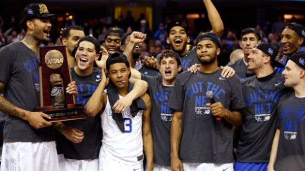 Kentucky Stayed Perfect To Reach Indianapolis (Getty Images)