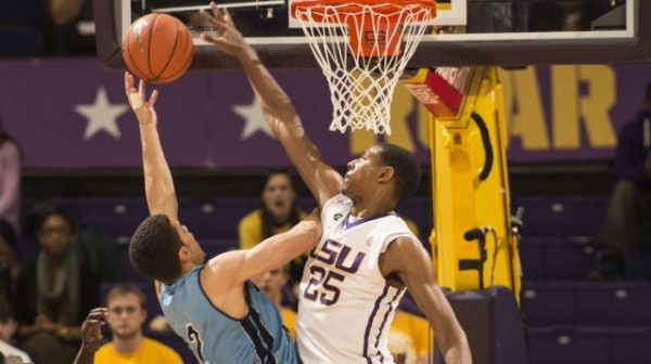 Jordan Mickey will enter the NBA draft after two highly productive seasons at LSU (lsusports.net).