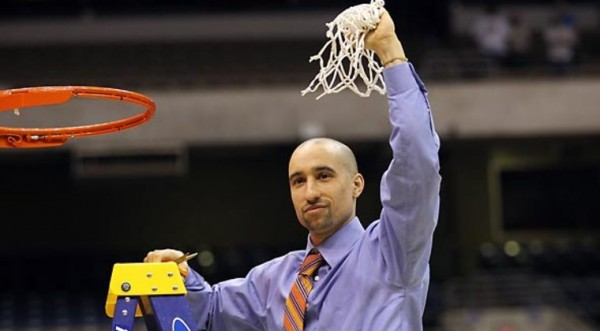 As the new head coach at Texas, Shaka Smart will look to bring postseason success back to Austin.