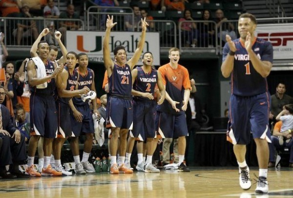 Virginia Was One Of Many Slow-Tempo Teams To Thrive In 2014-15 (AP)