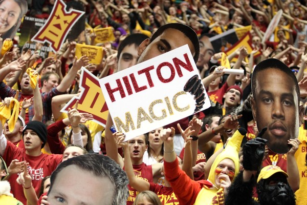 With a reinvigorated fanbase, Hilton Coliseum became one of the most hostile venues for visiting opponents.