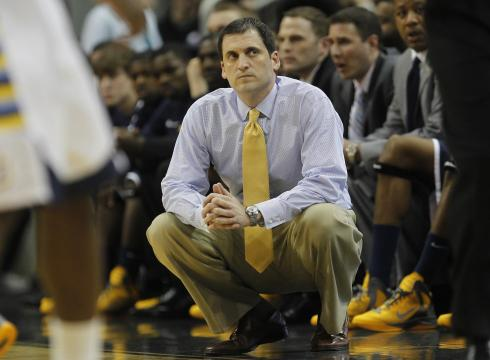 Steve Prohm arrives in Ames with immediate expectations. (Dave Martin/AP)