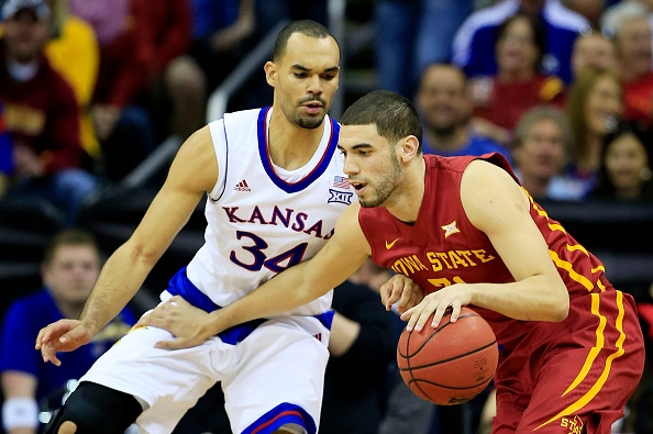 Georges Niang and his old-man game are back to give Iowa State one last crack at Kansas before the Cyclones have to rebuild.