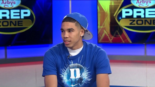 Jayson Tatum's Commitment to Duke Makes the Conversation Possible