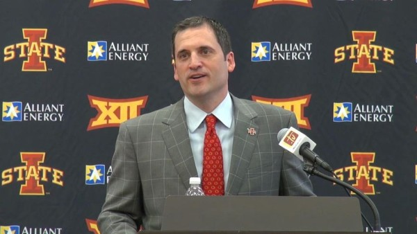 One of the best young minds in college basketball in Fred Hoiberg was replaced with yet another dynamic offensive coach in Steve Prohm.