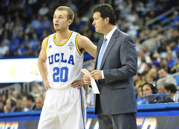After Another Offseason Talent Exodus, Steve Alford Will Lean Heavily On Son Bryce (Photo: USA Today Sports)