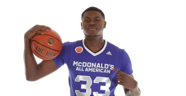 Diamond Stone is our pick to be the ROY in the Big Ten(USA Today Sports).