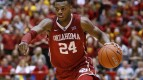 Oklahoma faces a tough rebuild as it loses Big 12 all-time leading scorer and National Player Of The Year Buddy Hield. (David K Purdy/Getty Images)