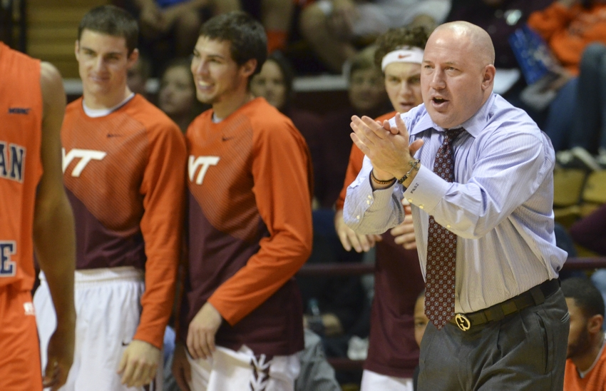 Buzz Williams continues to clean house as he turns around Virginia Tech's basketball program. (Michael Shrayer - USA TODAY Sports)