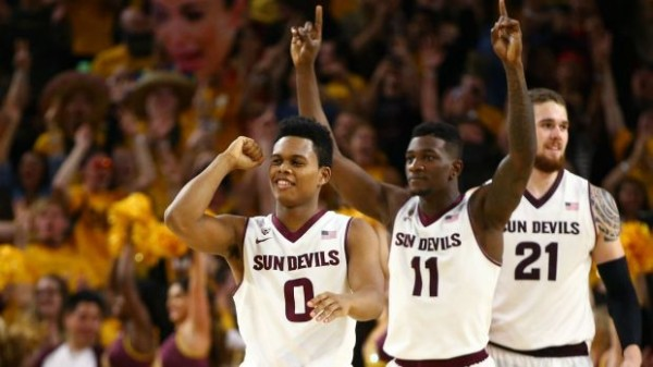 The Returning Trio Of Tra Holder, Savon Goodman And Eric Jacobsen Gives Bobby Hurley Hopes In His First Season In Tempe (Mark J. Rebilas, USA Today)