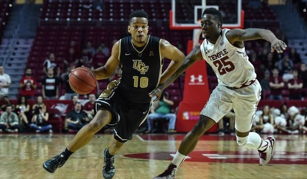 Could Adonys Henriquez lead UCF to be a sleeper team in the American? (USA TODAY Sports)