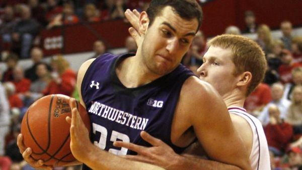 Could Alex Olah and Northwestern come back to Chicago with a signature tournament victory? (AP)